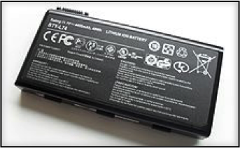 A Standard Lithium-ion Battery