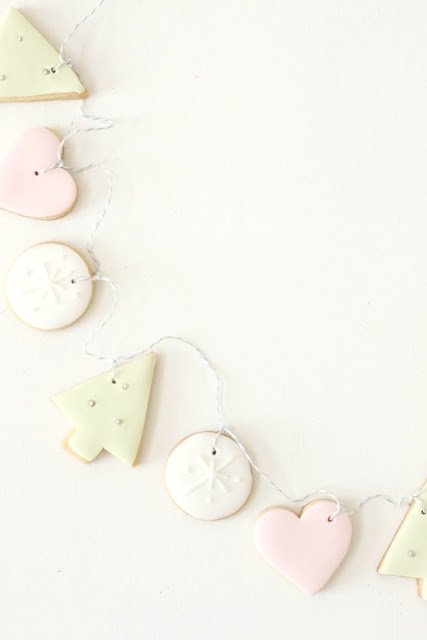 Source: Sugar Cookie Garland