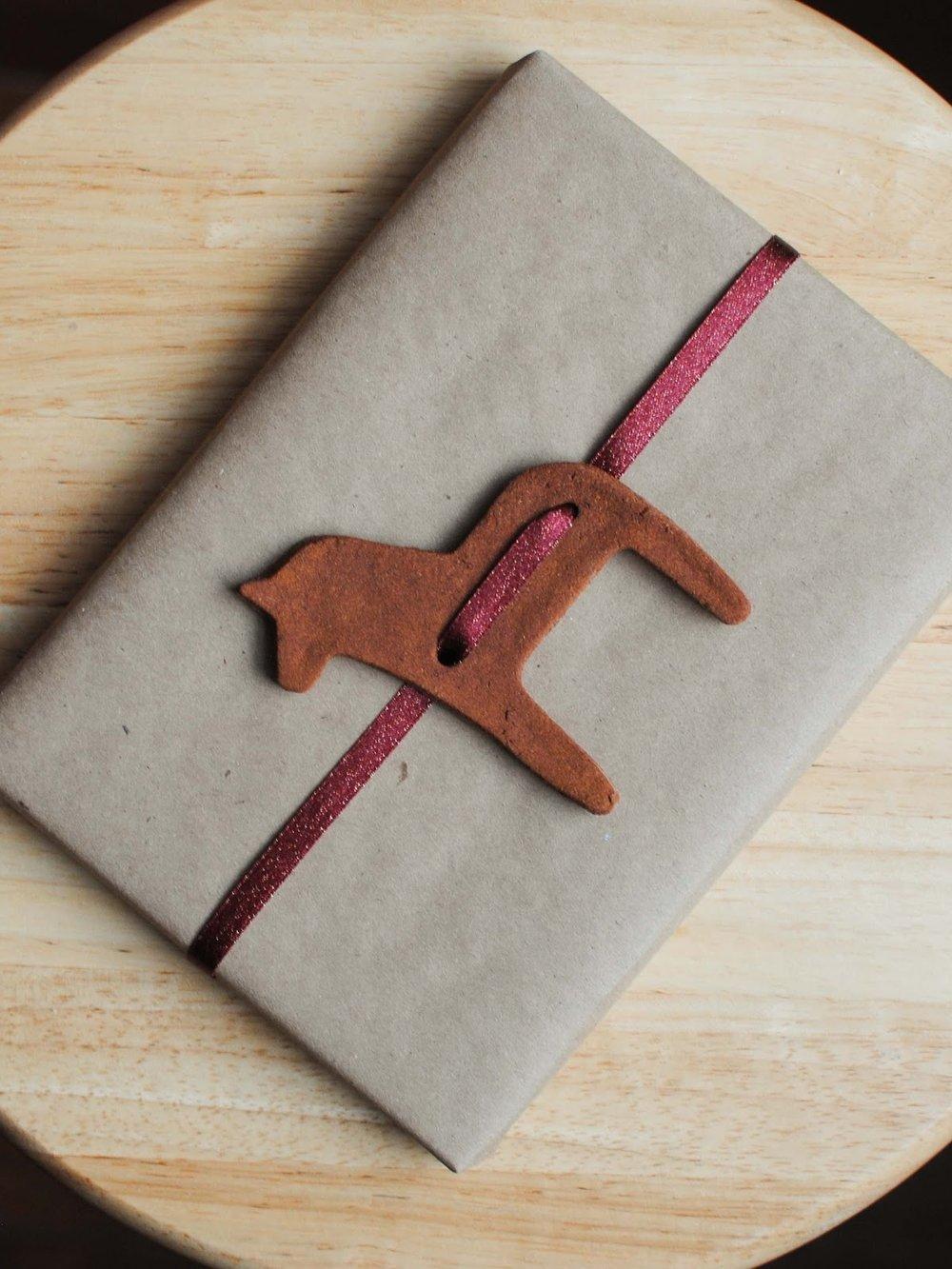 Source:  Cinnamon Dough Gift Tags  (not edible!)