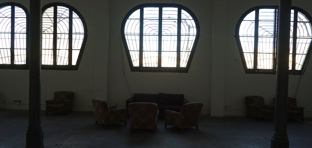 Sala Columnas de Utopía 126