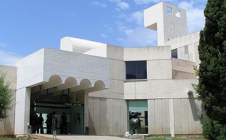 Exterior Fundació Miró