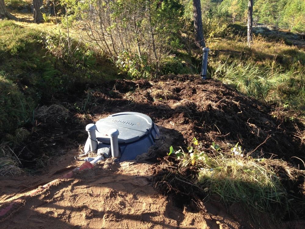 Uponor BDT Easy gråvattenfilter för BDT vatten, max 500lit/dygn.