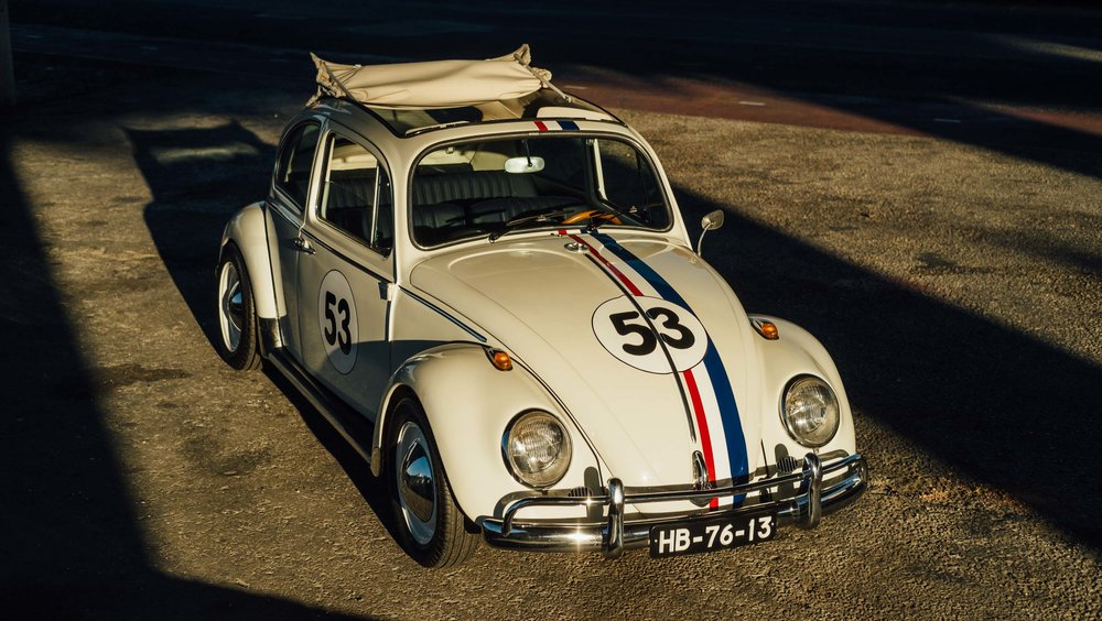Herbie The Love Bug - VW BEETLE