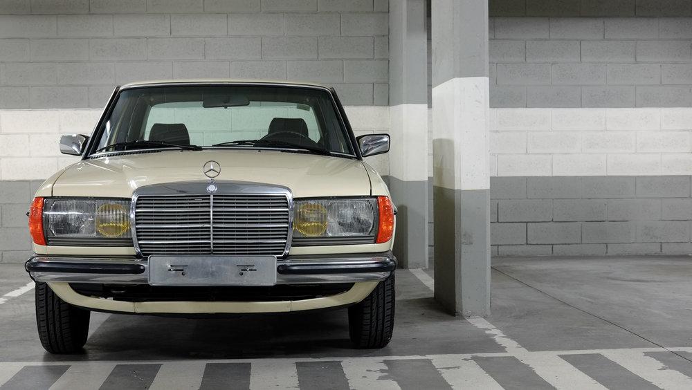Mercedes Benz W123 300D 69.000 Km