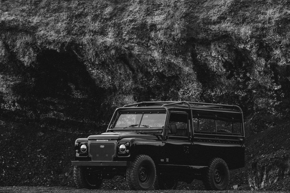1983 Black V8