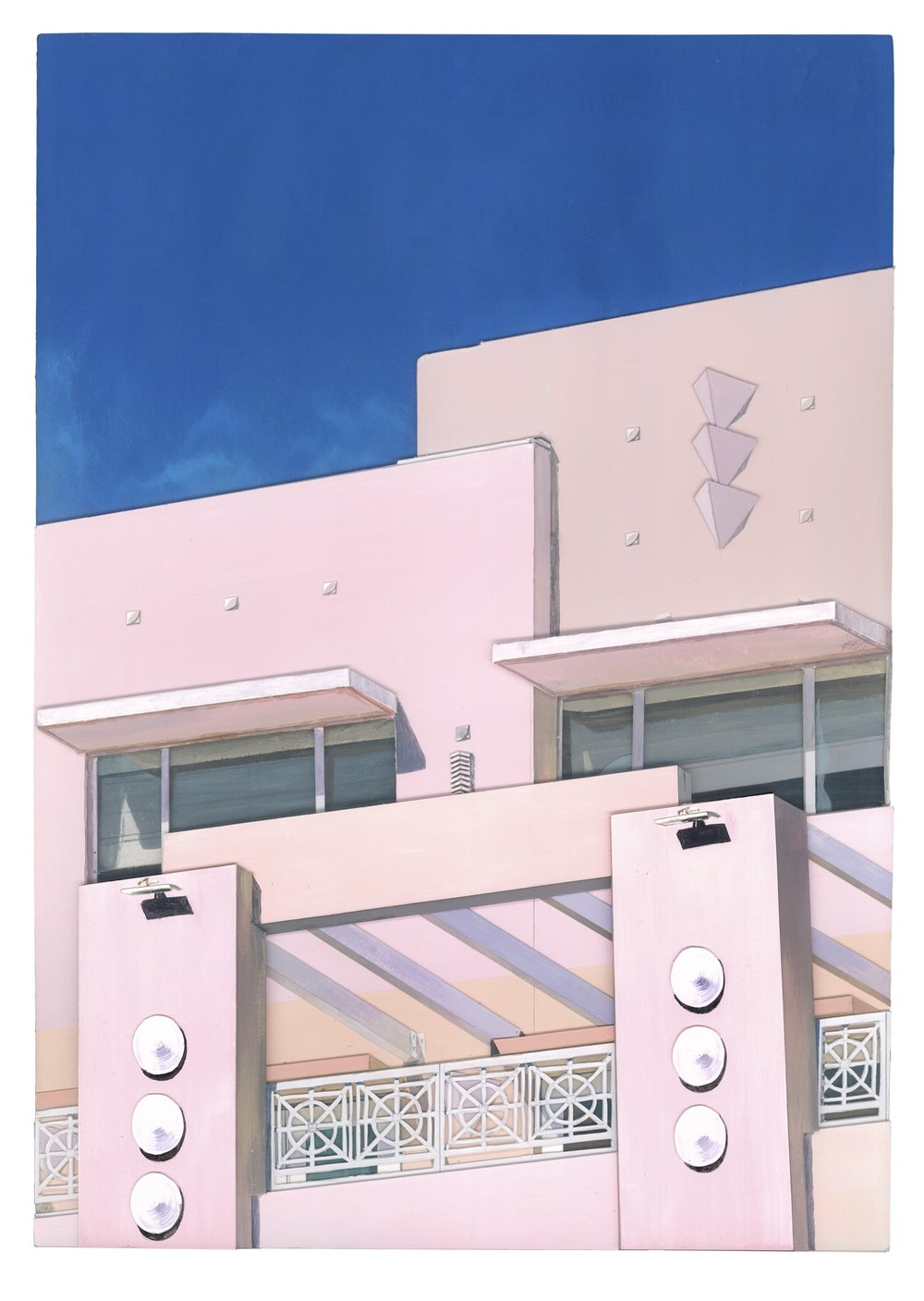 Linear Pink