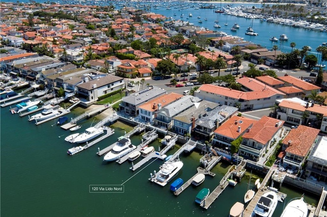 120 Via Lido Nord, Newport Beach, $4,100,000