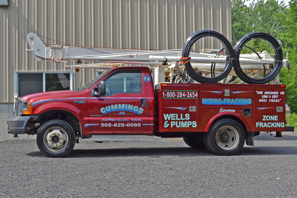 Cummings Well & Pump Services Inc.