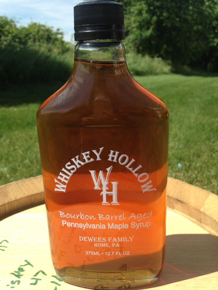 Whiskey Hollow Maple Syrup