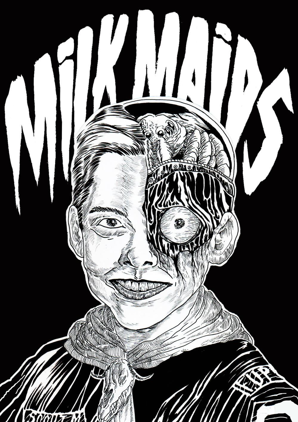 MIlkmaids #1