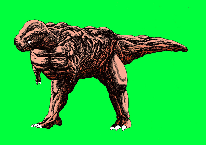 Muscle Dinosaur