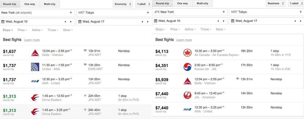 Asia - Tokyo Air Fare Exp.jpg