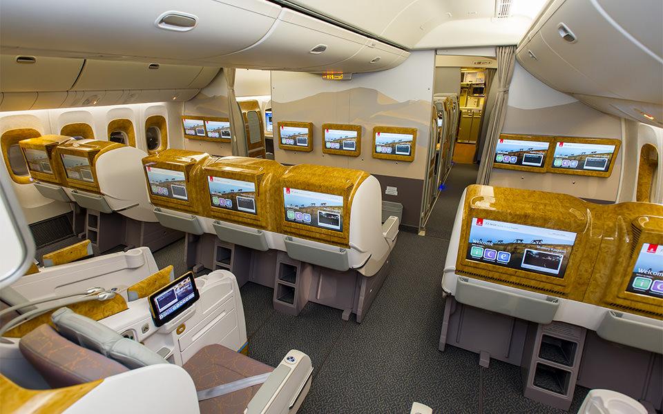 Emirates Reward Flying
