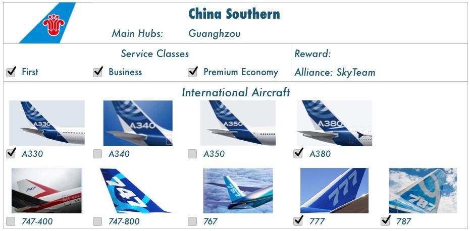 ratings courtesy Skytrax and JACDEC