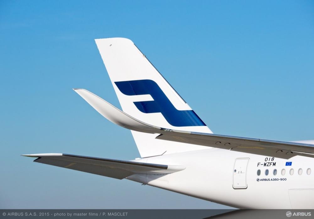 Finnair A350 XWB Roll out Tail_1024.jpg