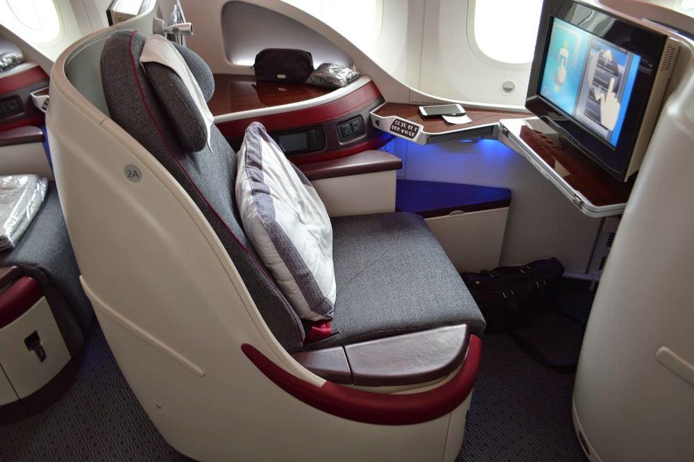 QR - Qatar Airways