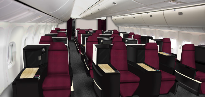 JL - Japan Airlines