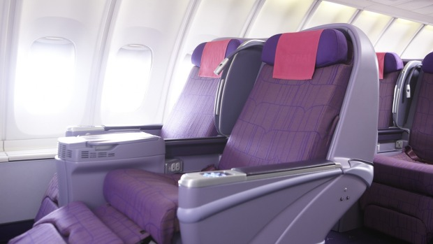 TG - Thai Airways