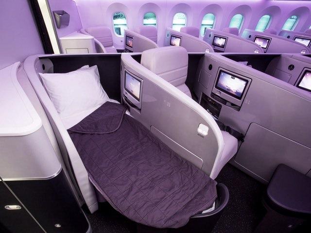 VS - Virgin Atlantic