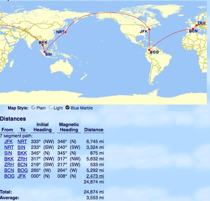 ANA Mileage Club — Reward Flying