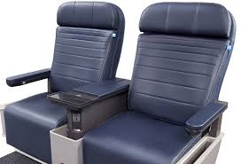 Typical domestic premium seat