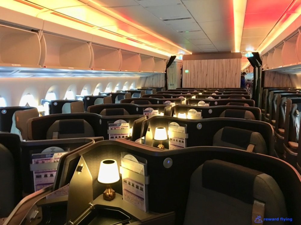 China airlines a350 900 business class regional tpe hkg - China southern airlines hong kong office ...