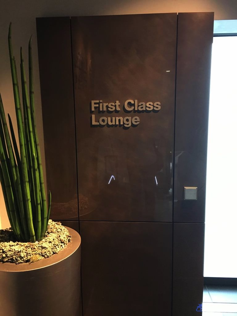 Fra Lufthansa First Class Lounge Concourse B Reward Flying