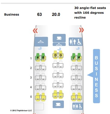 China Airlines A330-300 Business Class Regional TPE-NRT — Reward Flying