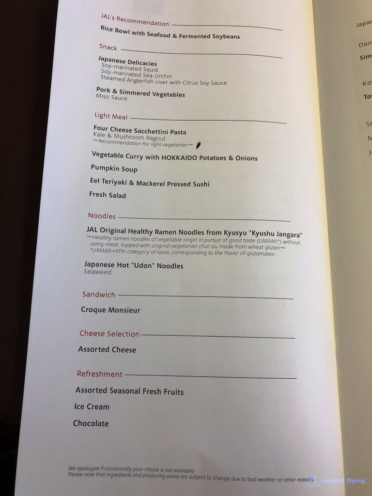 JL9 Menu Food Mid Flight.jpg