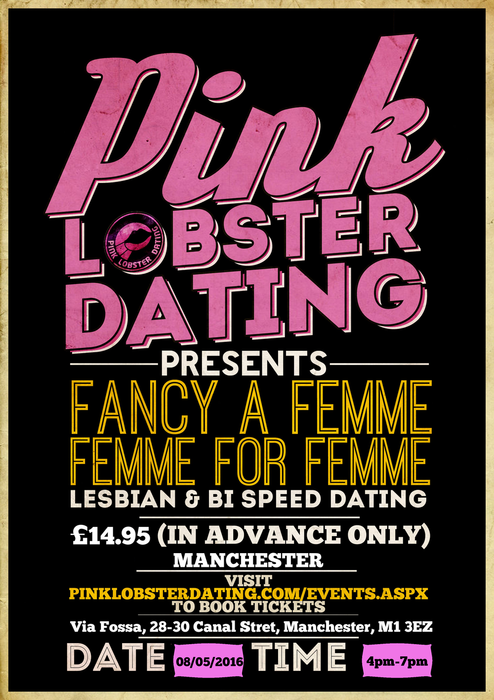 Manchester fancy a femme lesbian speed dating