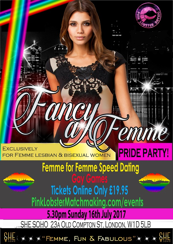 gay speed dating events manchester