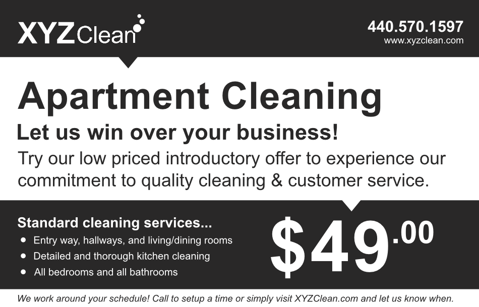 Apartment Cleaning  Apartment Cleaning Services Prices