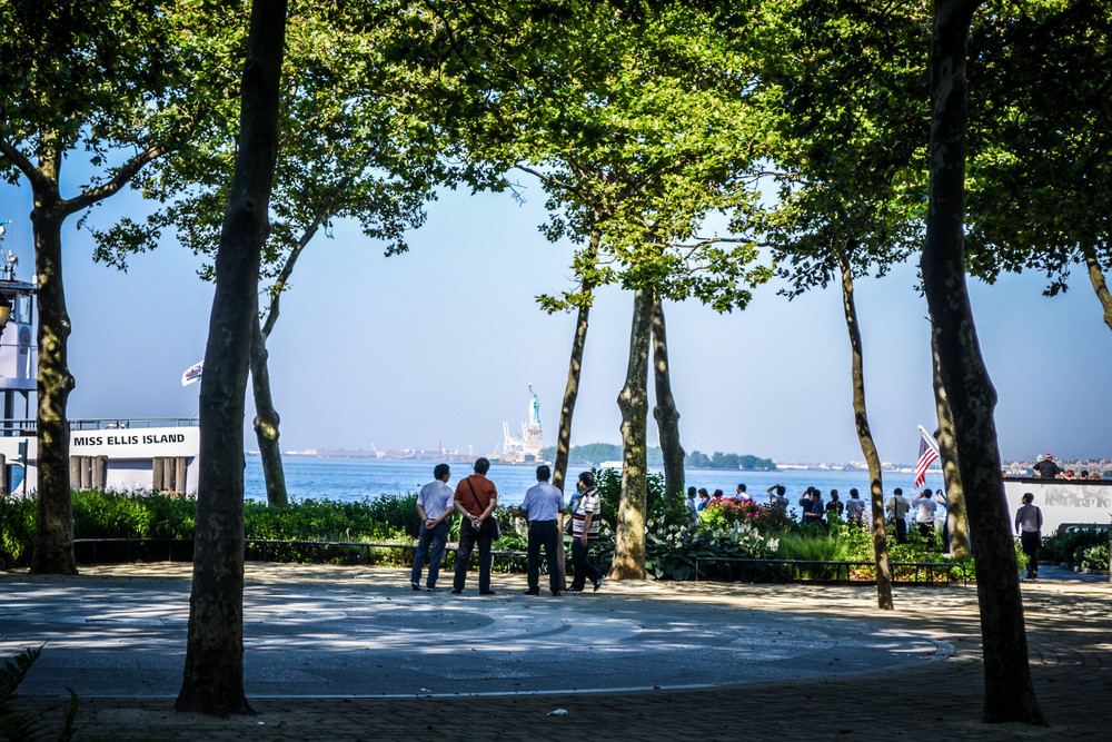 """Battery Park"" by m01229 is licensed by CC BY 2.0"