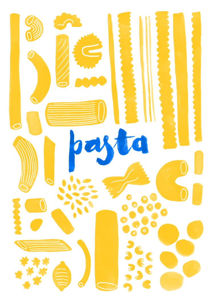 Pasta - Persoanl Work (2016)