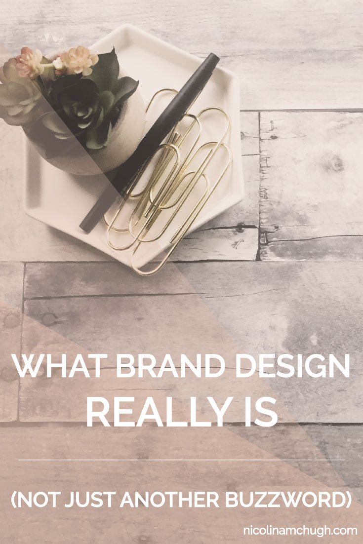 """Maybe it's just the corner of the web that I spend time on, but I'm seeing a shift in buzzwords as of late. And one of them, I'm actually happy to say, is """"brand design."""" See designers and businesses are focusing more on branding than ever before. The old way of thought about a brand design was pretty cut and dry."""
