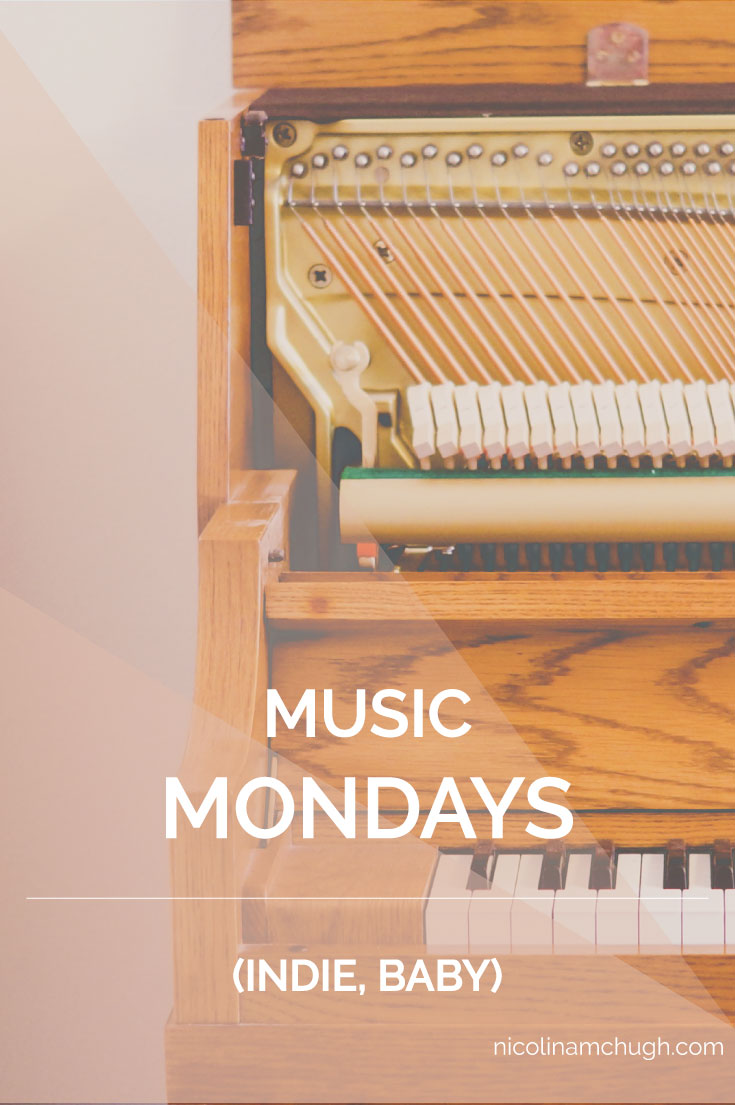 Welcome to Music Mondays, a once a week post all about enjoying the simple things in life, bringing music into our lives and sharing what I'm listening to with you.