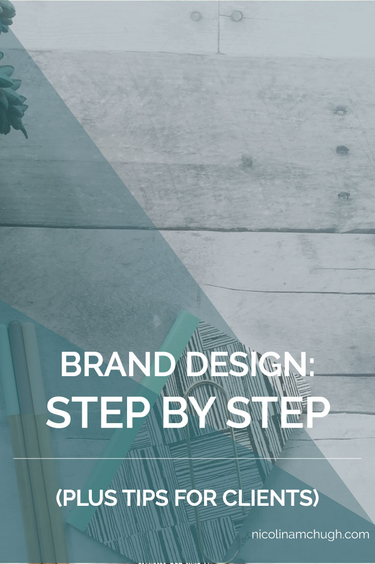 The title is about brand design and those steps, but first we need to talk about value because the value is a major player in hiring a designer and understanding what you're getting when you do hire a designer. And this doesn't just mean your deliverables. The major part of value to remember is that a transaction is nothing more than an exchange of value. In this case, it would be money for design and development of your brand. So let's lift the curtain and take a look at what designing a brand looks like from start to finish, including tips for each section from a designer to potential designer clients.
