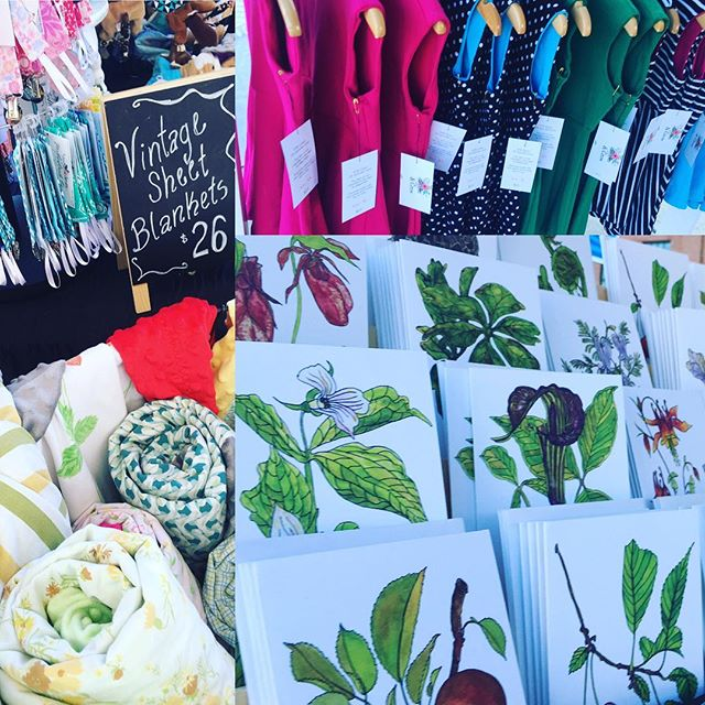 So many amazing creatives coming! Will you be here too? #madeinmipopup #mimade #handmadecards #babyblanket #artmarket #downtownmarketgr