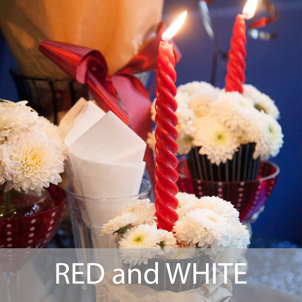 Red-White Theme