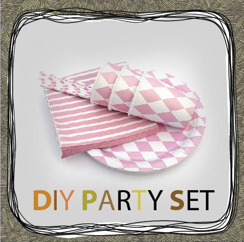 DIY Party Set