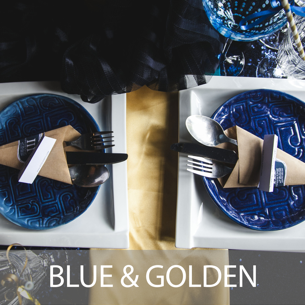 Blue&Golden