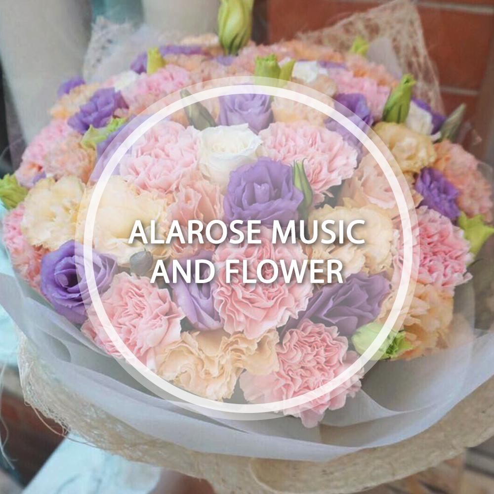COVER_Alarose Music and Flower.jpg