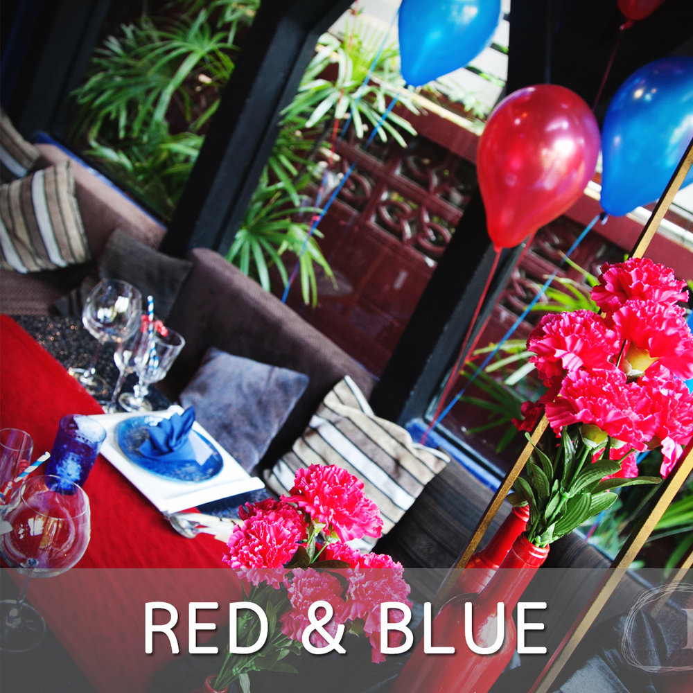 Red&Blue Theme
