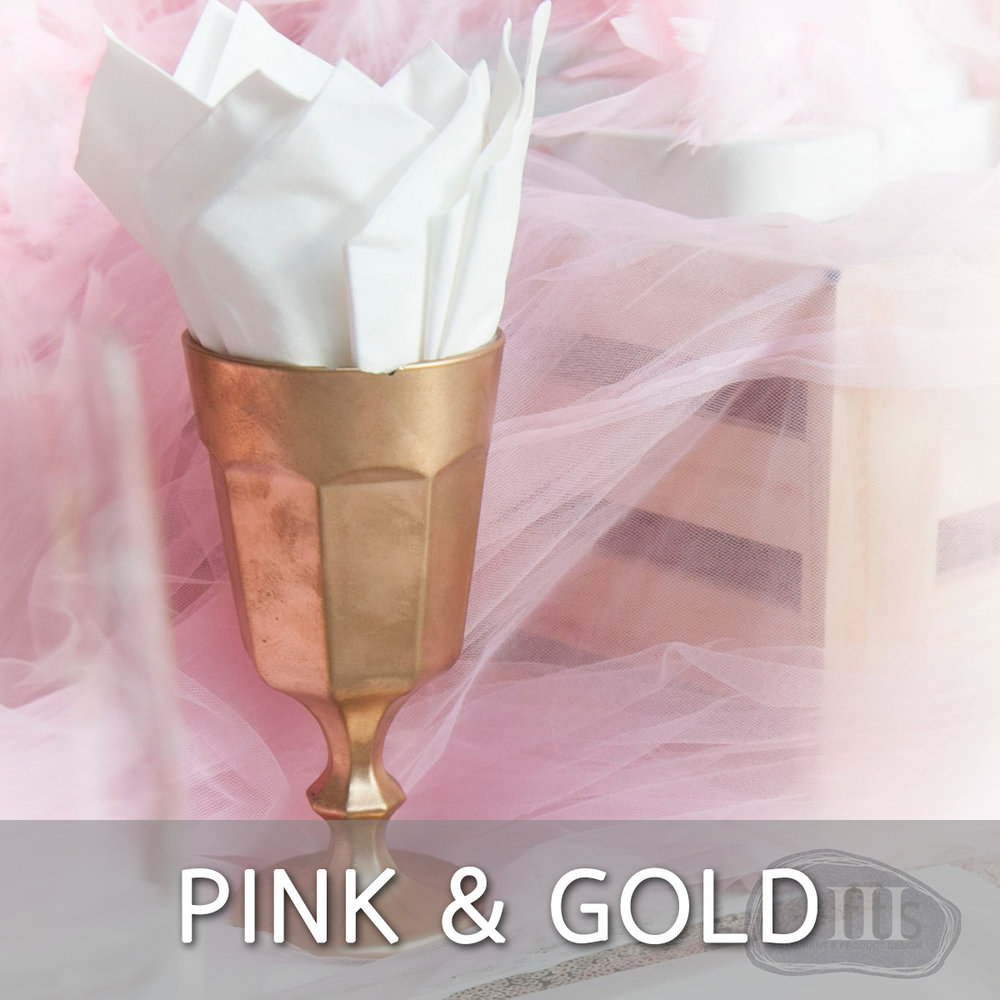 Pink Gold Theme