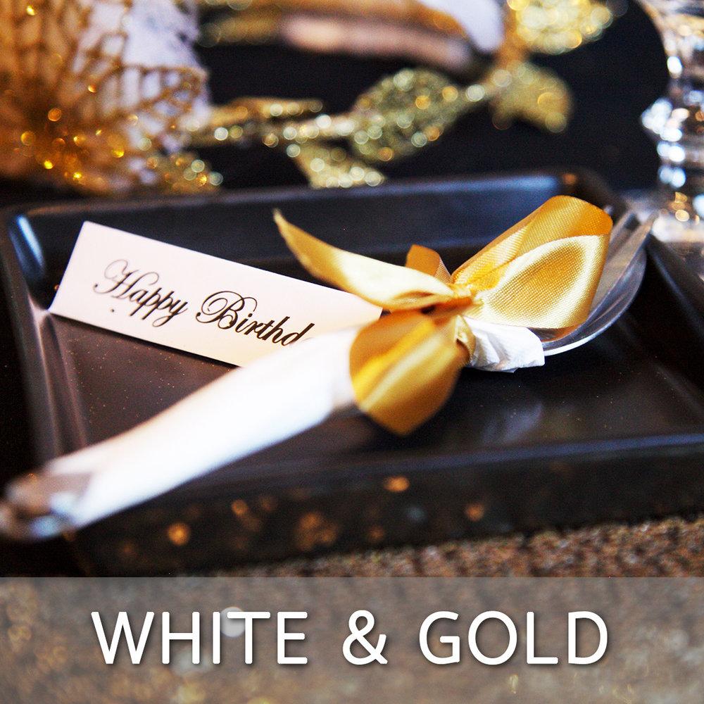 White Gold Theme