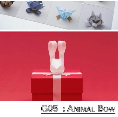 Animal Bow Wrap
