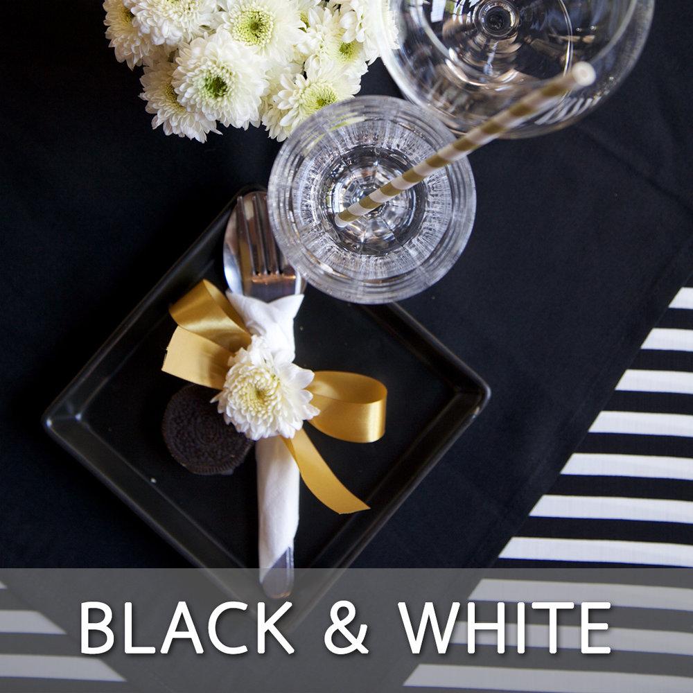 Black White Theme