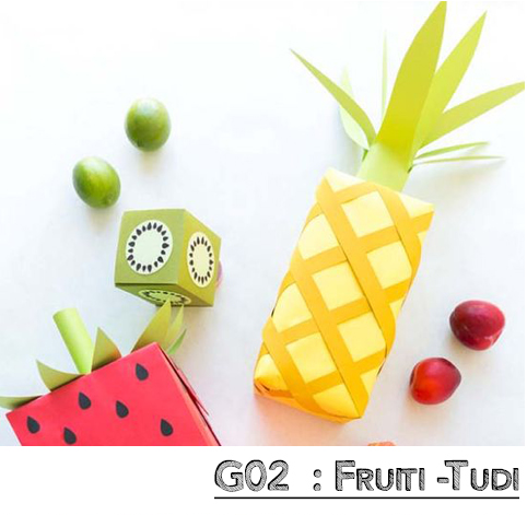 Fruity Tudi Wrap
