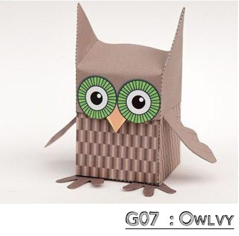 Owlvy Wrap