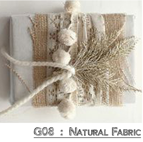 Natural Fabric Wrap